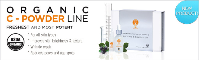 Organic C-Powder Kit