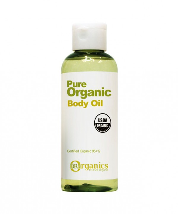 Pure Organic Body Oil
