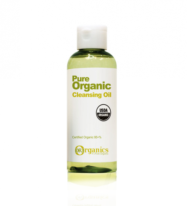Pure Organic Cleansing Oil