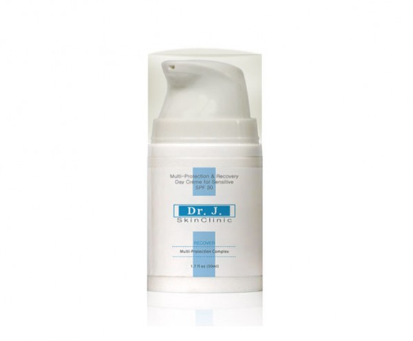 DrJ SkinClinic Multi-Protection & Recovery Day Cream for Sensitive Skin – SPF30